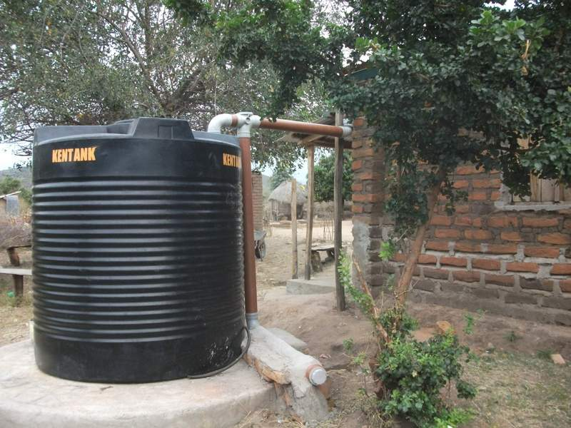 Rainwater harvesting a grand success for First flush diverter plans